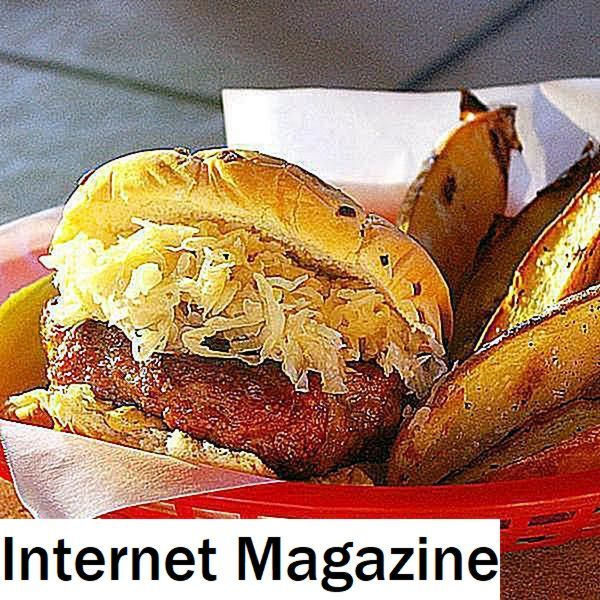 Bratwurst Patty Burger Rezept