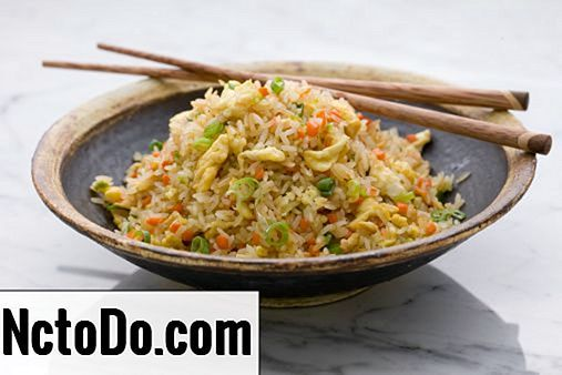 Kana Fried Rice Resepti