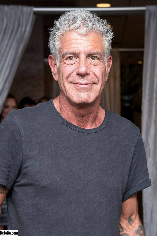 A Biographie von Anthony Bourdain