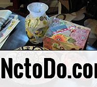 Decoupage Video Tutorials