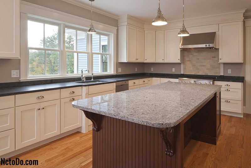 Granit Slab Countertops Basics