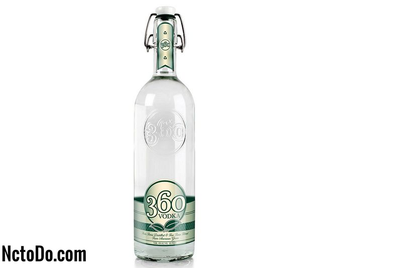 360 Wodka Review and Tasting Notes