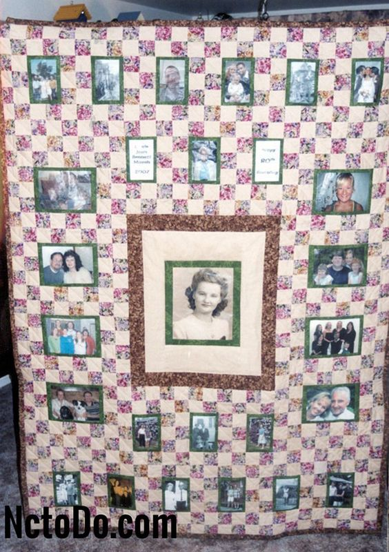 Memory Quilts Fotogalerie