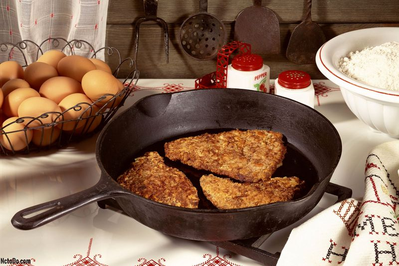 Annies Texas Chicken Friedsteak