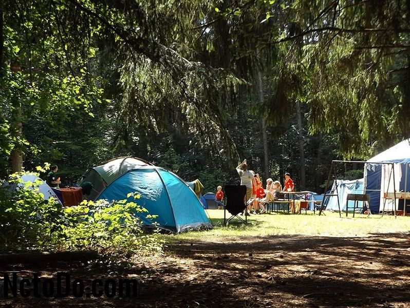 Camping Party Ideen