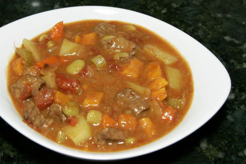 Curried Beef Stew
