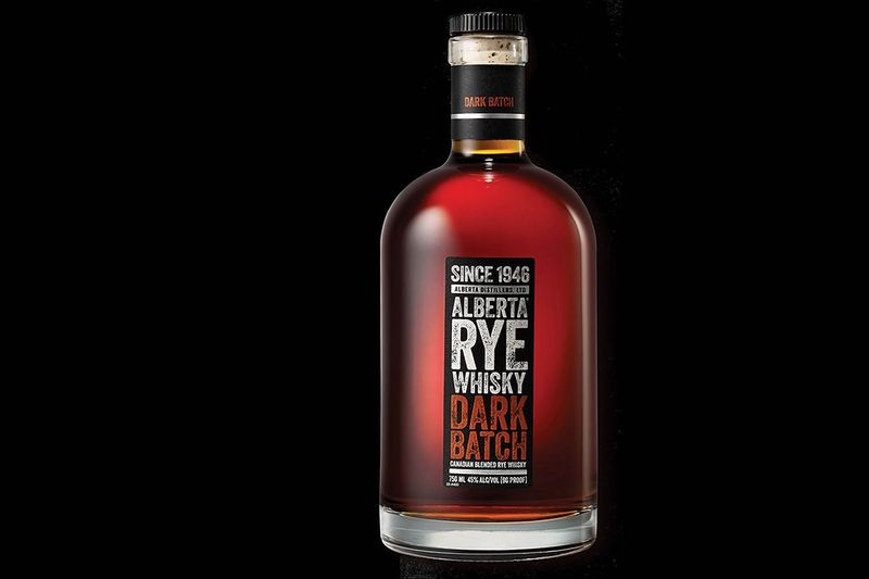 Alberta Rye Whisky Dark Batch Review